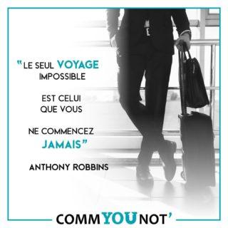 🖋 Cette belle citation prône le non-immobilisme ! 🪂 N'ayez pas peur de vous lancer : le seul frein à votre succès, c'est vous. 🚀 Osez faire ce voyage vers votre réussite, soyez maître de votre destin et vous ne pourrez jamais le regretter ! . . . . . #commyounot #montargis #succes #reussite #voyage #oser #entreprendre #peur #immobile #avancer #maitre #destin